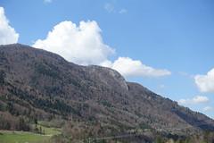 Mont Baret @ Bluffy @ Hike to Château de Menthon, Rochers des Moillats & Ermitage de Saint-Germain (*_*) Tags: 2019 printemps spring april afternoon europe france hautesavoie 74 annecy savoie bornes hiking mountain montagne nature randonnee walk marche bluffy