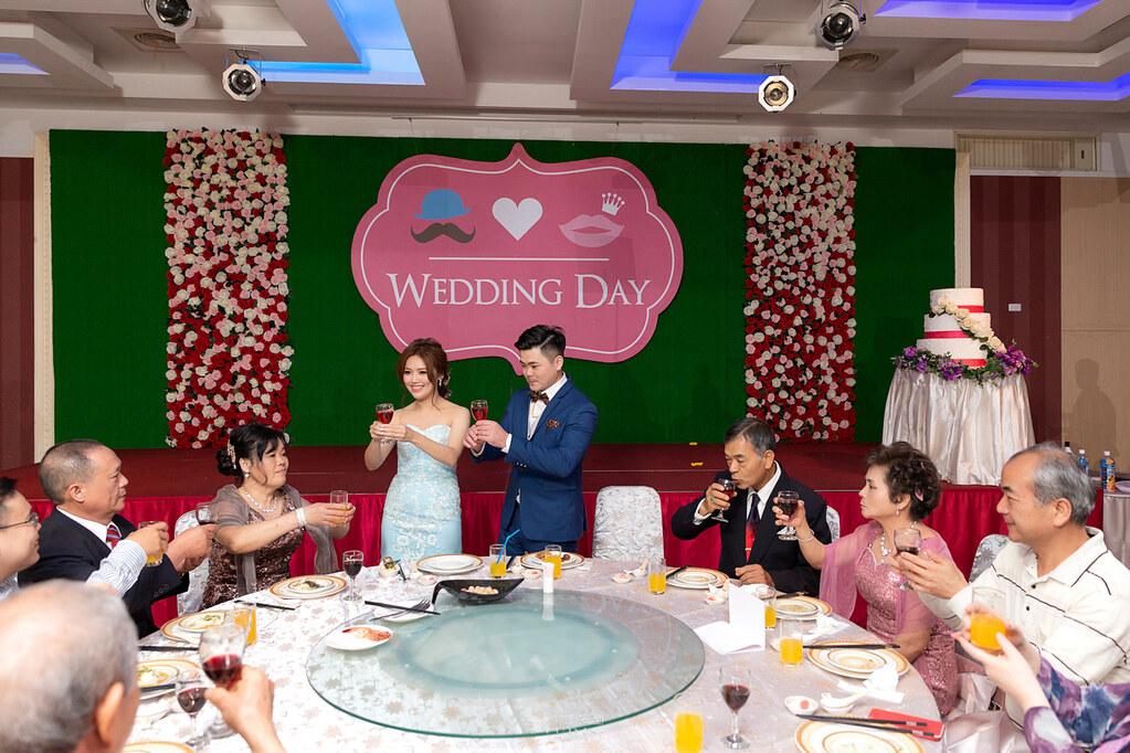 台南戶外婚禮場地-台南商務會館155