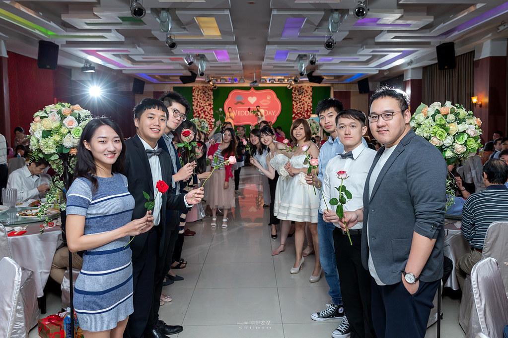 台南戶外婚禮場地-台南商務會館136