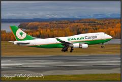 B-16407 EVA Air Cargo (Bob Garrard) Tags: b16407 eva air cargo boeing 747 anc panc