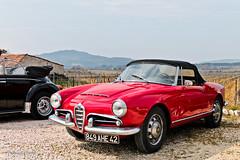Alfa Romeo Giulia Spider 1963 (tautaudu02) Tags: alfa romeo giulia spider