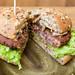 Halbierter Vitamin B12 - Burger