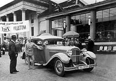 Opel Regent 24/110 PS Coupe.(1928). (Txemari - Argazki.) Tags: