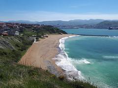 Arrigunaga (eitb.eus) Tags: eitbcom 37333 g1 tiemponaturaleza tiempon2019 playa bizkaia getxo mªdelcarmensánchez