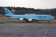 HL7633 B747-800 Korean Air (JaffaPix +5 million views-thanks...) Tags: hl7633 b747800 747 b747 b748 koreanair kal rjaa nrt narita tokyonarita aircraft airplane aviation airline airliner plane planespotting airport davejefferys jaffapix jaffapixcom aeroplane naritainternationalairport