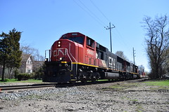 75I's at JB (Twigy BNSF) Tags: canadian national jb west chicago illinois emd sd75i