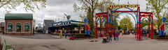 A new seasson (kwtracyghostship) Tags: previewday kwtracyghostship kennywood2019 westmifflin pennsylvania unitedstatesofamerica amusement park fun spring colorful westernpa