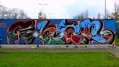 Couwenhoek (oerendhard1) Tags: graffiti streetart urban art rotterdam oerendhard couwenhoek chan