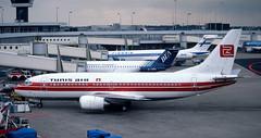 B737 | F-GFUF | AMS | 19900000 (Wally.H) Tags: boeing 737 boeing737 b737 fgfuf tunisair aéromaritime ams eham amsterdam schiphol airport