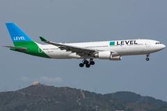 Level / A332 / EC-MOU / LEBL 07L (_Wouter Cooremans) Tags: bcn barcelona lebl barcelonaelprat barcelonaairport spotting spotter avgeek aviation airplanespotting level a332 ecmou 07l