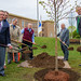 """Governor Baker participates in the 20,000th tree planting as part of the Greening the Gateway Cities Program • <a style=""""font-size:0.8em;"""" href=""""http://www.flickr.com/photos/28232089@N04/47680408591/"""" target=""""_blank"""">View on Flickr</a>"""