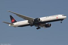 C-FNNQ (Baz Aviation Photo's) Tags: cfnnq boeing 777333er air canada aca ac heathrow egll lhr 09l ac854