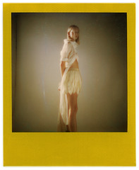 STEPHLARSEN_GOLD_04 (stephlarsenphoto) Tags: polaroid polaroidoriginals surrealism instantfilm etheral fineart colorfilm angel gold polariodsun660 polaroidsofpeople