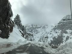 AV Mitigation_Red Mt. Pass_3.14.2019 (coloradodotphoto) Tags: cdot redmountainpass colorado mountains region5 avalanche mitigation control winter storm snow cleanup loader grader heavyequipment us 550