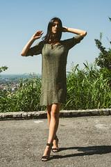 elisa (LONDONMSQ) Tags: giallo elisa art woman ragazza gilr dress vestito fashion portrait