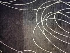 Bus, Calais (Polaroyd7) Tags: bahn train bus pattern seat stoel sessel transport stuhl platz siège zug verkehr ov vervoer public metro subway urban creative color colour colors colours lines art chair fabric fashion open people trein kleur farbe couleur linie lijn patroon stof modernism modern texture