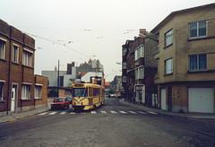 STIB-T55-1391-7759-28-04-1988 (phi5104) Tags: trams belgië belgique brussel bruxelles mivb stib ligne55