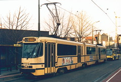 STIB-T55-3561-7919-31-12-1994 (phi5104) Tags: trams belgië belgique brussel bruxelles mivb stib ligne55