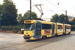 STIB-T55-3465-7904-23-07-1994 (phi5104) Tags: trams belgië belgique brussel bruxelles mivb stib ligne55