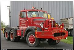 "Mack NO ""Forsyth's Storage Transfer"" (uslovig) Tags: mack no forsyths storage transfer allentown truck museum bulldog bulldogge lorry camion camiones lkw lastwagen lastkraftwagen usa amerika america pennsylvania pa towing heavy haul hagerstown"
