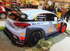 Hyundai i20 WRC (Zappadong) Tags: motor show essen 2017 ems hyundai i20 wrc zappadong oldtimer youngtimer auto automobile automobil car coche voiture classic classics oldie oldtimertreffen carshow