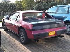 1984 Pontiac Fiero 2M4 (harry_nl) Tags: netherlands nederland 2019 arkel pontiac fiero 2m4 yy74zg sidecode4