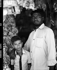 (Jerry501) Tags: mediumformat 120film street kodak125px expired film analog pentax67 portrait blackandwhite bw bnw