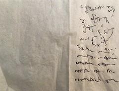 No Translation (giveawayboy) Tags: napkin ink blotter