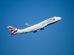 British Airway Boeing 747-400 (AP-B777X) Tags: ba baw heatrow b747400 b744 b747 747 boeing