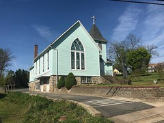 In-Amen Presbyterian Church, 1716 Arlington Avenue, Halethorpe, MD 21227 (Baltimore Heritage) Tags: arbutus baltimorecounty church halethorpe maryland presbyterian relay religiousbuilding