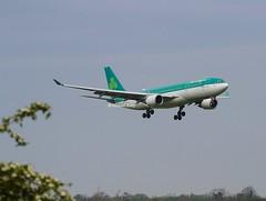 Aer Lingus                                         Airbus A330                              EI-DAA (Flame1958) Tags: eidaa 9445 aerlingus aerlingusa330 airbusa330 airbus a330 330 dub eidw dublinairport 230419 0419 2019