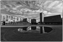 WALK AROUND MY CITY (AEON VON ZARK) Tags: aeonvonzark arts architecture angles abstract bienne beauty bw buildings city crazy day detail everyday freedom frame fine houses photographie photography photo photographe shooting photographer intense sky liberty lights life landscape monochrome maisons noiretblanc outdoor openmind project reflections suisse spring space trip urban sun windows water walk texture zark