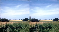 Batch E 0116 (dizzygum) Tags: vintage stereo 3d slide image france 1960 french countryside