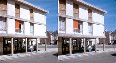 Batch E 0113 (dizzygum) Tags: vintage stereo 3d slide image france 1960 new portion of beauvais