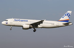 Sun Express (Avion Express) A320-200 LY-NVZ (birrlad) Tags: brussels bru international airport belgium aircraft aviation airplane airplanes airline airliner airlines airways arrival arriving approach finals landing runway airbus a320 a320200 a320232 lynvz avion exrpess sunexpress summer lease