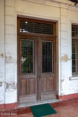Old Door (elcio.reis) Tags: arquitetura urbex architecture urban nikon porta parquevicentinaaranha door sãojosédoscampos sãopaulo brazil