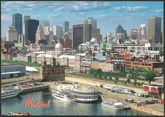 Montréal - Old Port (tico_manudo) Tags: montréaloldport viewportmontréal quebec montreal turismoencanada boats rascacielos skyscraper