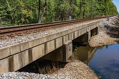 Bridge Over Troubled Water (J McCallister) Tags: train tracks tn tennessee rossville railroad traintracks