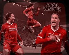 Virgil Van Dijk (redcard_shark) Tags: virgilvandijk liverpool lfc football premierleague championsleague defender pfa
