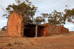 Farming Heritage (Darren Schiller) Tags: abandoned southaustralia building derelict disused decaying deserted dilapidated empty farming history heritage infrastructure old rural rustic rusty ruins shed stone trees