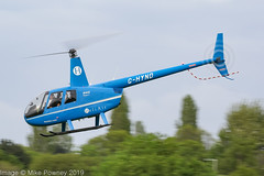 G-HYND - 2016 build Robinson R44 Raven I, departing from Barton towards the North (egcc) Tags: 2433 barton cityairport egcb ghynd heliair heliairscotland helicopter lightroom manchester r44 raven robinson