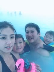 2019.2.4 藍湖溫泉 (amydon531) Tags: 藍湖溫泉 溫泉 冰島 iceland trip family travel winter vacation blue lagoon