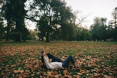 autumn kisses (kevin laminto) Tags: aesthetics grunge vintage reto retro tumbr 35mm tumblr film autumn love teenagers