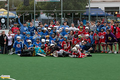 Aleš Hřebeský Memorial 2019, Day 3, Children's camp and exhibition games (LCC Radotín) Tags: ahm alešhřebeskýmemorial memoriálalešehřebeského fotokarelmokrý lacrosse boxlacrosse boxlakros lakros