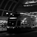 Approaching @SoundTransit Light Rail to Pioneer Square Station in Black & White...