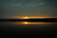 Otterferry sunset (livvy lad) Tags: