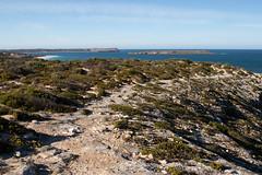 towards Pondalowie Bay (julie burgher) Tags: roystonheadwalk roystonhead innesnationalpark yorkepeninsula southaustralia pondalowiebay middleisland