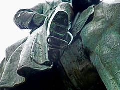 General Sir Redvers Buller sculpture, Exeter, Devon (mira66) Tags: gwuk equestrian statue sculpture exeter devon horse redversbuller stirrup