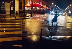 nuit parisienne (gregjack!) Tags: motion people crossing streetphotography street nighttime night paris france