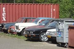 Peugeot 205 XL 1.1 Mint 30-3-1990 YG-23-RG (Fuego 81) Tags: peugeot 205 1990 yg23rg onk sidecode4 504 volvo amazon jaguar xj alfa romeo 75 mega tjaffer classic car dealer classicjob dalfsen netherlands